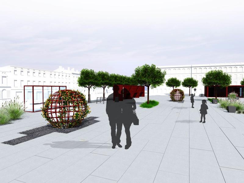 Przestrzeń miejska w Opolu