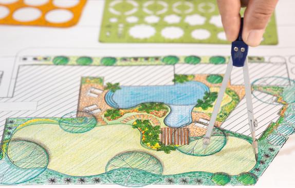 Projekt ogrodu – TAK czy NIE ? Czy warto przed przystąpieniem do wykonania ogrodu zlecić fachowcowi jego zaprojektowanie?